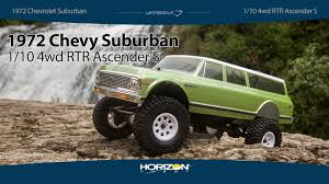 100 1972 Chevy Truck 4x4 Vaterra Ascender S Suburban 110 4wd RTR YouTube