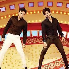 Ranbir Kapoor and Shahid Kapoor in Andaz Apna Apna sequel