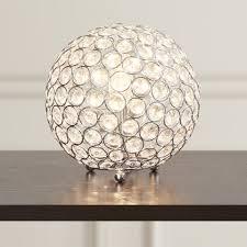 Wayfaircom Table Lamps by 16 Wayfair Crystal Table Lamps Dar Lighting Hinton Crystal