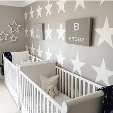 This Star Themed Twin Nursery Is Adorable Thanks For The Tag