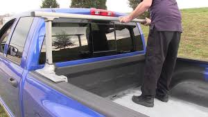 100 Pro Rack Truck Rack Review Of The Thule Xsporter Bed Ladder Etrailer