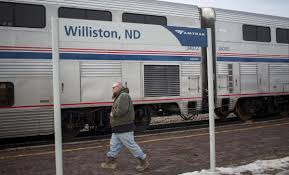 100 Black Hills Trucking Williston Nd Amtrak Fights Big Oil For Use Of The Rails WFAE