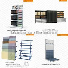 ceramic tiles display stand design for showroom buy display