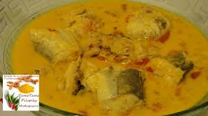 cuisine artisanale d ambanja madagascar poissons au lait de coco