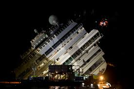 Cruise Ship Sinking Italy by Costa Concordia Captain Convicted In Shipwreck Cnn