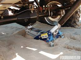 Harbor Freight 3 Ton Aluminum Floor Jack by Jack Of All Trades Reviewing Different Jacks Four Wheeler Magazine