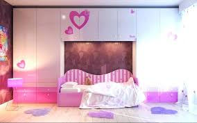 Girls Room Decorating Ideas Pink Bedroom Decor White Idea Dorm