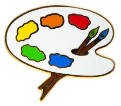 Paint Palette Clip Art Artist Clipart Panda Free Images Music