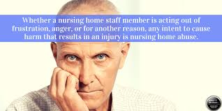 Three Causes of Nursing Home Abuse and Neglect
