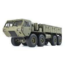 100 Rc Military Trucks Hg P801 P802 112 24g 8x8 M983 739mm Rc Car Us Army Military Truck