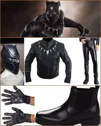 Halloween Express Charlotte Nc Locations by Black Panther Costume Guide Captain America Civil War Black