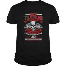 I'M A TRUCKER Fun Truck Drivers Trucking Skull T-Shirt | I'm A ... Custom Trucker Tees Andy Mullins Linhares Excavating Trucking Llc Tee Shirts For Als One Wixcom Stay Loaded Created By Joefb2 Based On Clothingstore Ill Sleep When Im Done Version 2 Tshirts Teeherivar Everybody Has An Addiction Mine Just Happens To Be T Brigtees Industry Apparel Rubber Duck Tshirt I Love Shirt Tow Truck Driver Wife Sweatshirt Premium Wife T Shirt Youtube Proud Of Awesome