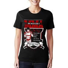 vintage t shirt beaufort mma
