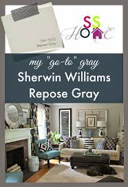 Popular Living Room Colors Sherwin Williams by Best 25 Sherwin Williams Repose Gray Ideas On Pinterest Sherwin