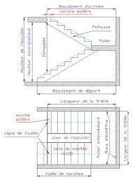 un palier d escalier généralités sketches escaliers calcul escalier et