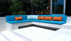 Walmart Patio Furniture Cushion Replacement by Cheap Outdoor Furniture Cushions Clearance Couch Bench Cushion