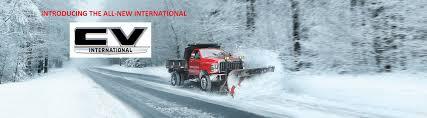 100 Landmark International Trucks Inventory Showroom LLC Knoxville Tennessee