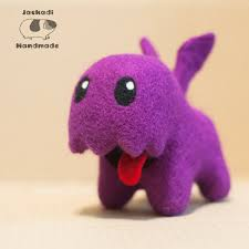 Desk Pets Carbot Youtube by Zergling From Starcraft Blizzard Zerg Plush Needle Felted