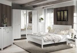 schlafzimmer brighton in weiß matt landhaus style