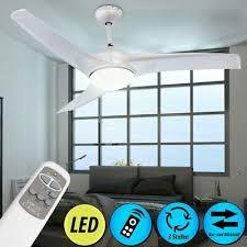 deckenventilatoren decken ventilator smart home led leuchte