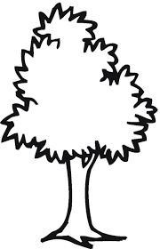 Pretty Ideas Coloring Page Of A Tree Gallery Pages Eassumecom With