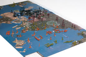 Axis Allies 1942 Second Edition Preview Map And Setup