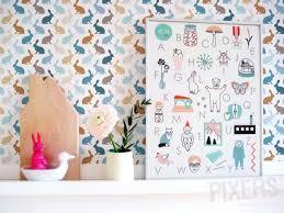 papier peint pour chambre bébé papier peint chambre fille deco chambre bebe papier peint enfant