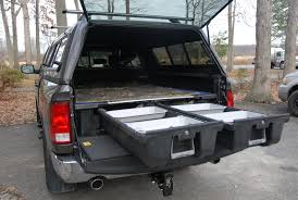100 Truck Bed Slide Out Deck Box Tundra Decked Build Your Own