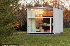 See the world and take your house with you The one bedroom