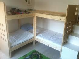 Mydal Bunk Bed by Ikea Hack Loft Bed Huskverna