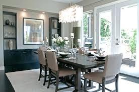 Crystal Light Fixtures Dining Room Rectangle Lighting Rectangular Chandelier Direct Ceiling Fans