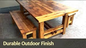Outside Wood Furniture Large Size Of Outdoor Smart Plus Patio