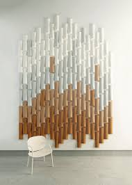 100 Bamboo Walls Ideas Felt Decorative Acoustical Panels BAMBOO Made Design