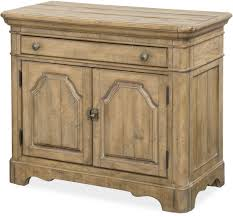 Meridian File Cabinet Rails by Graham Hills Cracked Wheat Upholstered Island Bedroom Set From