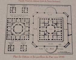 Chateau Floor Plans Château De Marly Floor Plan Read About The Chateau At Marl