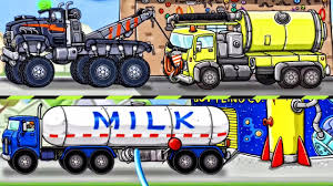 Tow Truck & Milk Tanker Truck - Cartoon For Children | Service ... Dinky 25o Studebaker Milk Truck Free Price Guide Review Fonterra Volvo Tanker Amazoncom Green Toys Fire Bpa Phthalates Takara Tomy Tomica No 36 Subaru Sambar Hong Kong And Stuff American Dimestore 30060 Divco Milk Truck Pin Exclusive Delivery Co Tin Toy Yonezawa Japan Friction 1724435098 Maisto Fresh Metal Diecast Vehicles Blue Model Trucks Hobbydb Lot Detail 1937 Kingsbury Bordens Golden Crest Dairy Vintage Made In Yone Y