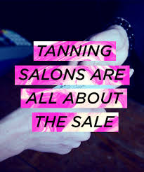 Are Tanning Beds Safe In Moderation by Tanning Salons