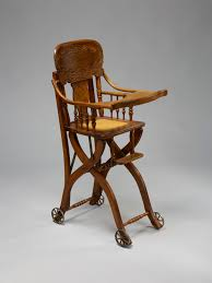 Highchair - Kansas Memory - Kansas Historical Society