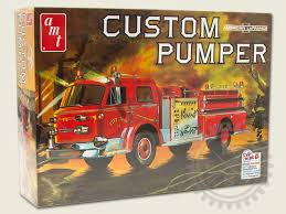 AMT AM1053 AMT American LaFrance Pumper Fire Truck 1:25 Scale – The ...