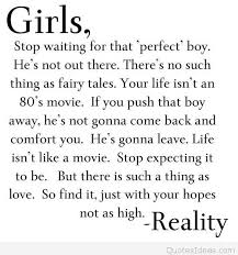 Dear Girls Tumblr love quote