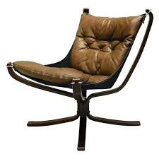 Leather Sling Chairs - 263 For Sale On 1stdibs