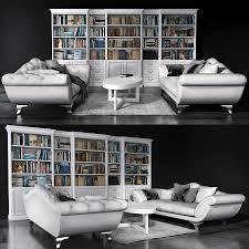 wohnzimmer in der selva arena 3d modell 12 obj fbx max
