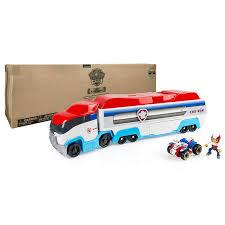 Amazon.com: PAW Patrol - PAW Patroller Rescue & Transport Vehicle ...