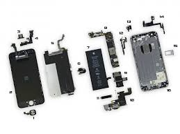 iPhone 6 Parts Diagram