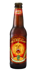 Harvest Moon Pumpkin Ale by Wilhelm Scream Pumpkin Ale Magic Hat Brewing Company Beeradvocate