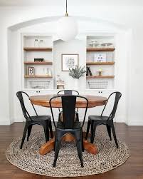 1024 X 1280 In 55 Farmhouse Style Dining Room Table And Decor Ideas