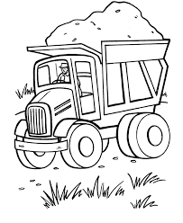 Full Size Of Coloring Pagewinsome Dump Truck Ladder Page Exquisite