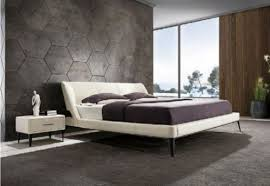 designer holz bett edles möbel doppel betten neu schlafzimmer polster 180x200cm