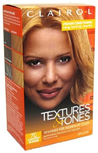 Clairol Professional Textures and Tones Permanent Hair Color - Lightest Blonde