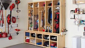 storage solutions for your garage at woodworkersworkshop com